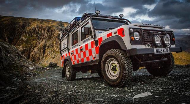 Lake District Mountain Rescue