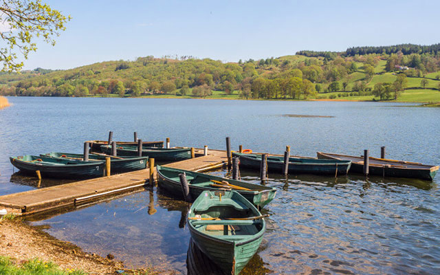 Esthwaite Water - holidaycottages.co.uk
