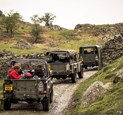 4x4 Kankku off road team building expedition