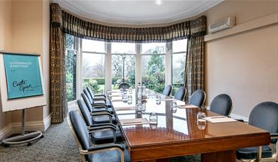 Meeting Rooms at Castle Green Hotel