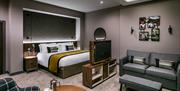Luxury rooms at Castle Green Hotel