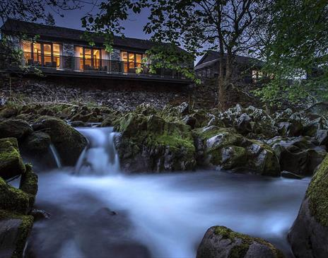 Langdale Hotel and Spa Waterside
