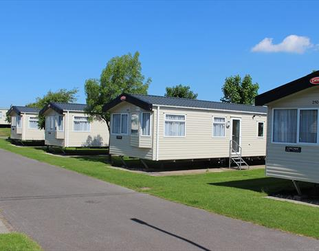 Stanwix Park Holiday Centre - Caravan Holiday Homes