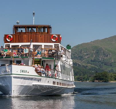 Windermere Lake Cruises, Bowness