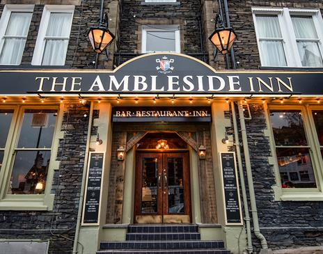 The Ambleside Inn
