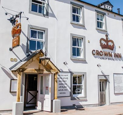 Crown Inn at Pooley Bridge
