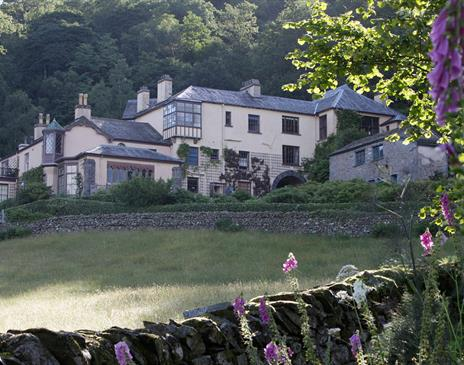 Brantwood, Home of John Ruskin