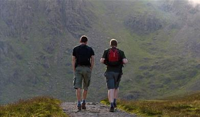 Walking routes in the Lake District, Cumbria