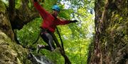 Ghyll Scrambling and Canyoning with Path to Adventure