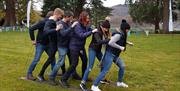 Team Building with Graythwaite Adventure
