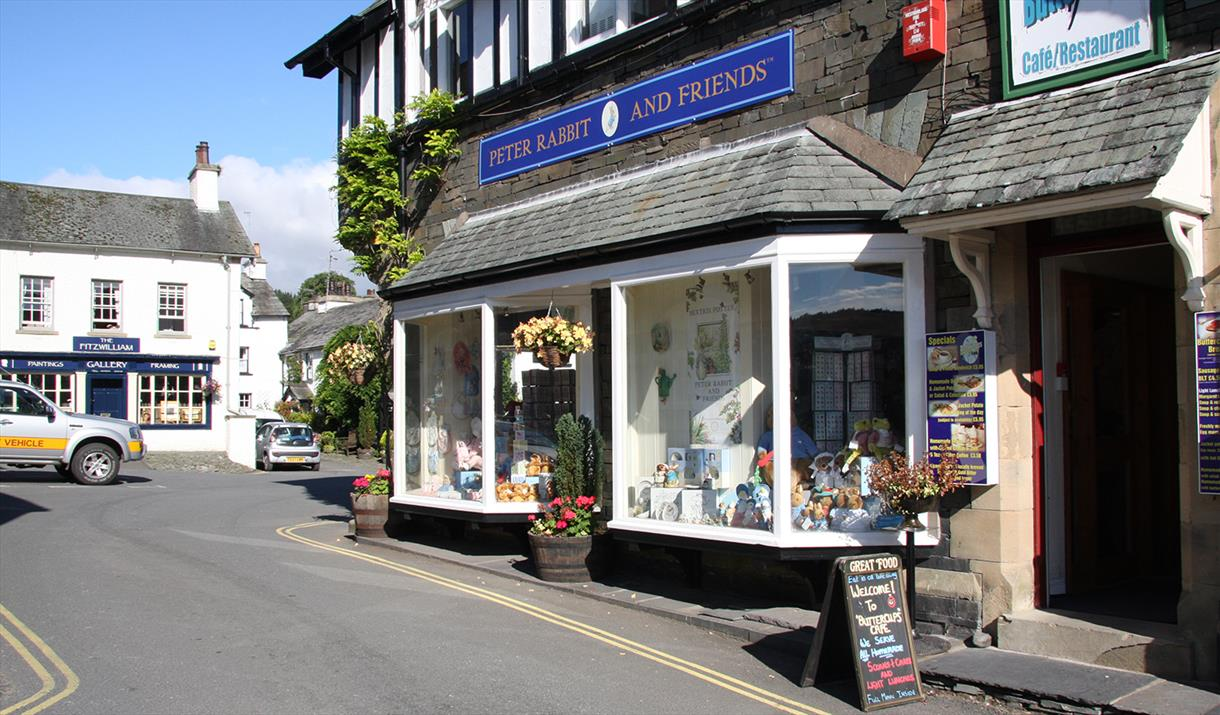 Peter Rabbit & Friends Hawkshead
