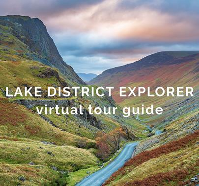 Lake District Explorer Road Tour App
