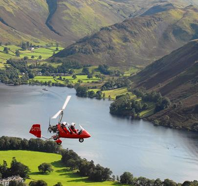 Lake District Gyroplanes