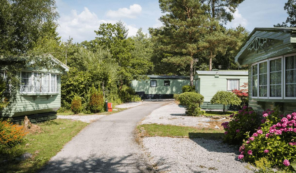 Newby Bridge Country Caravan Park