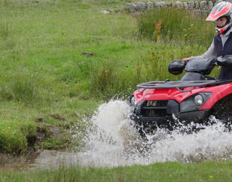 Quad biking - Activities in Lakeland
