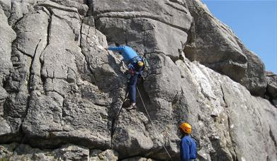 Inclusive Rock Climbing in the Lake District
