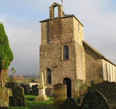 St. Cuthbert Church, Bewcastle