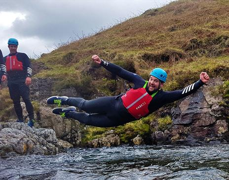 Stag & Hen Parties with Path to Adventure