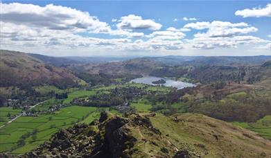 Helm Crag (The Lion and The Lamb)