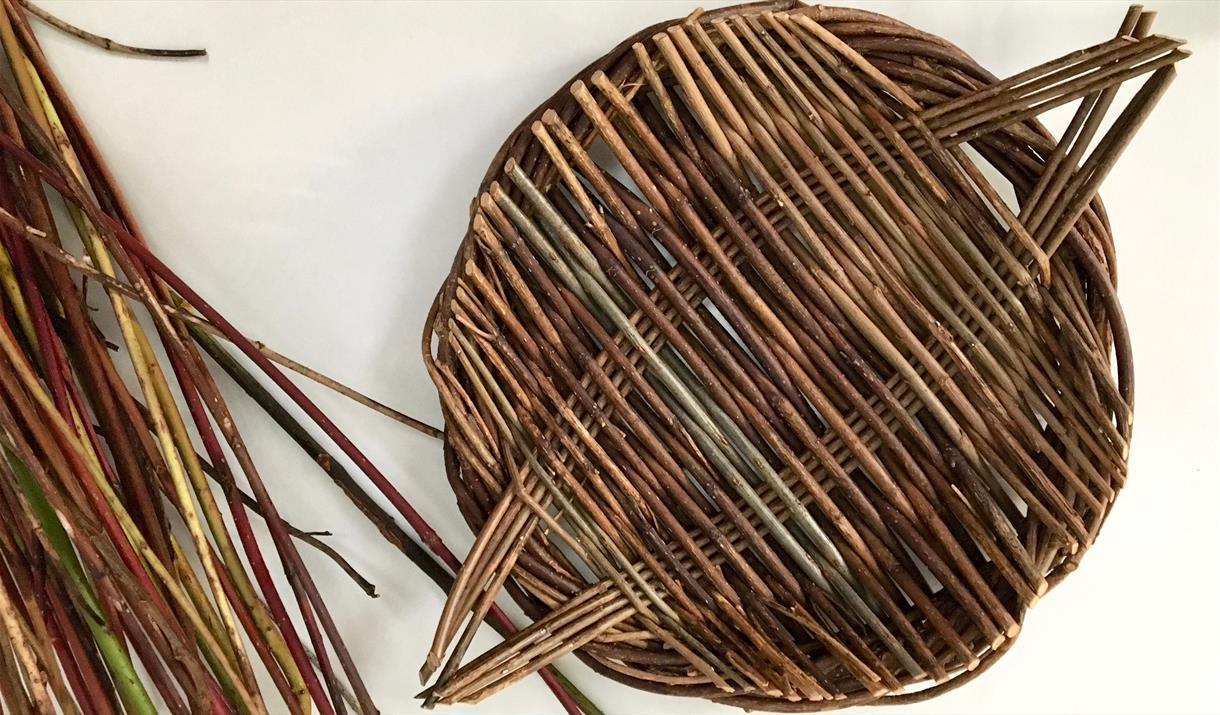 Willow Platter workshop