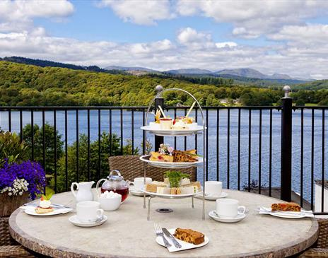 Beech Hill Hotel & Lakeview Spa - Afternoon tea