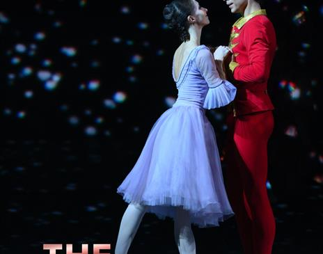 Film: Bolshoi Ballet: The Nutcracker