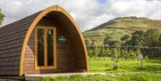 Family Pods - Castlerigg Hall Glamping