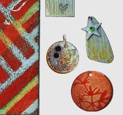 Enamel Jewellery creative workshop