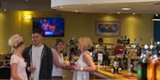 Holgates Holiday Park, Silverdale - Bar, Cafe and Restaurant