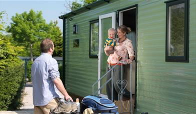 Holgates Holiday Park, Silverdale - Holiday Homes to Hire