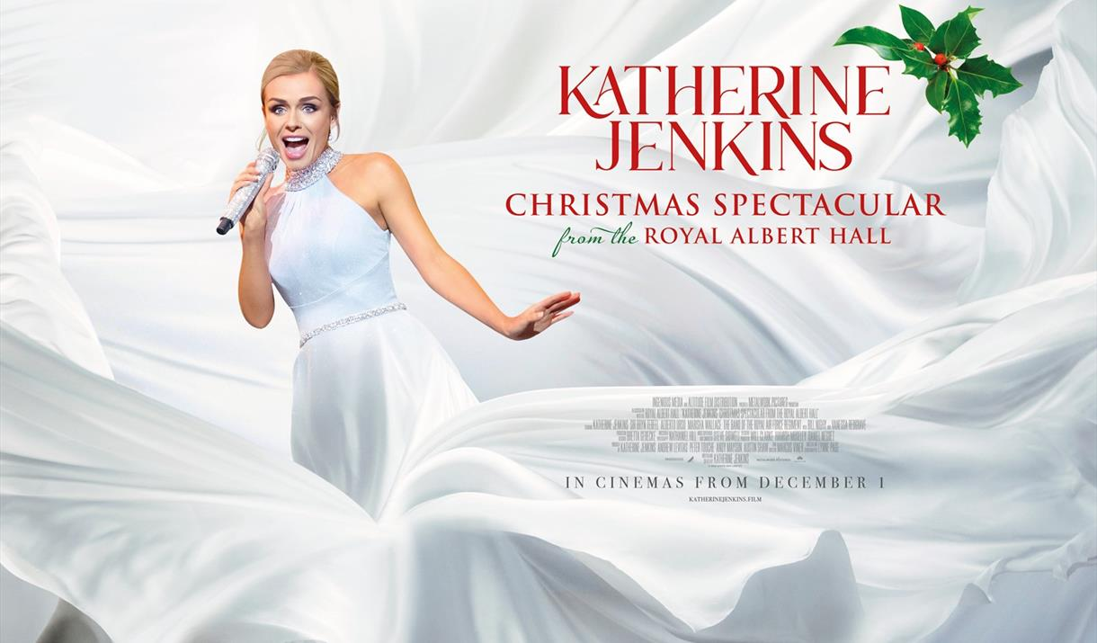 Katherine Jenkins: Royal Albert Hall Christmas Spectacular (U)
