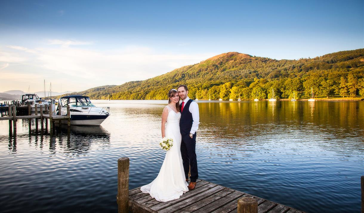 Weddings at Lakeside Hotel & Spa