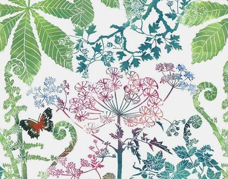 Botanical Lino Cut Printing with Laura Sowerby