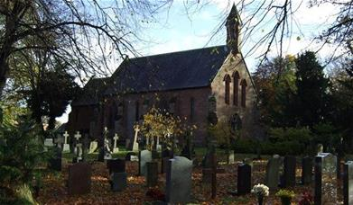 St. Andrew's Church, Kirkandrews on Esk