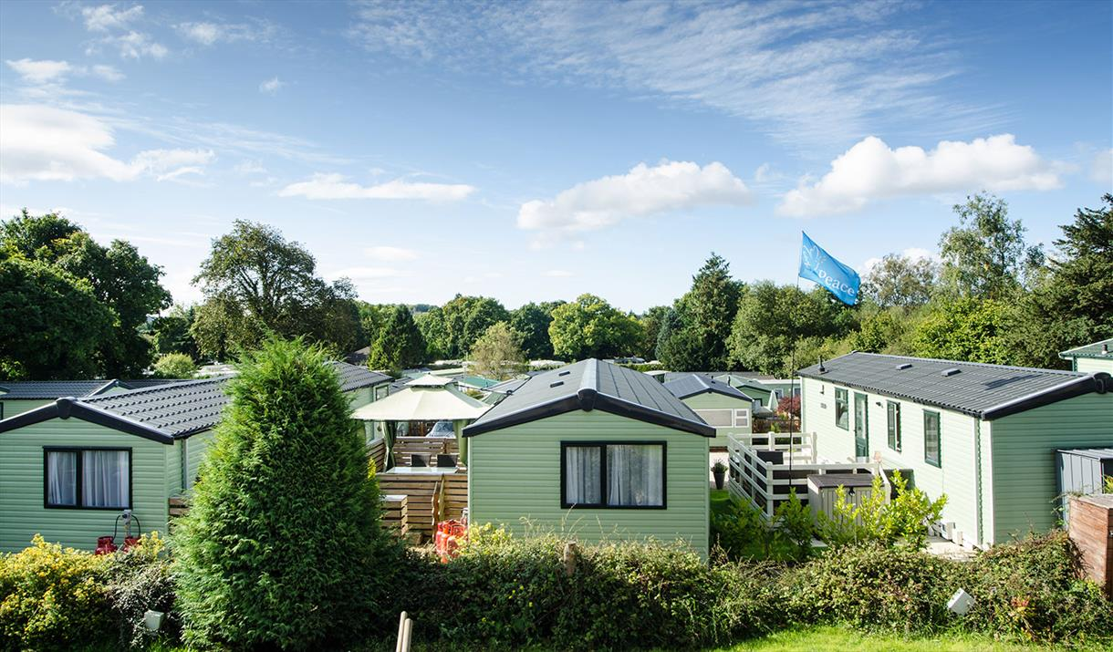 Holiday Caravans at Fell End Holiday Park
