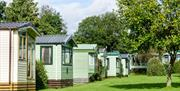 Holday Caravans at Fell End Holiday Park