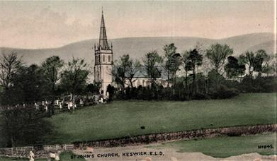 St. John's Church, Keswick
