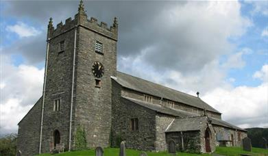 St Michael & All Angels Church, Hawkshead