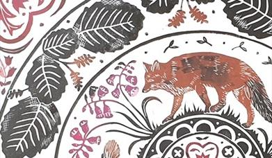 Nature & Botanics in Lino Cut with Sue Rowland at Quirky Workshops