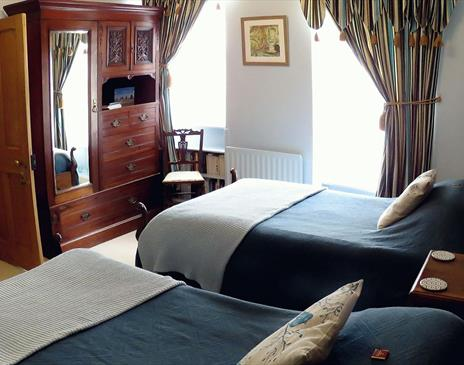 The Old Croft House - Twin Room