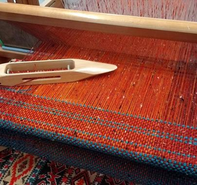 Weave Your Own Fabric