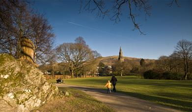 White Platts Recreation Ground, Ambleside