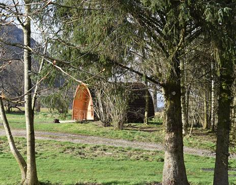 Lanefoot Farm Pods & Shepherds Hut