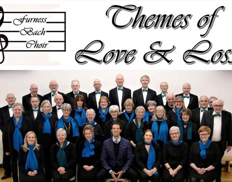 Themes of Love and Loss including Brahms' Requiem.