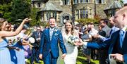 Weddings at Cragwood Country House Hotel