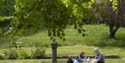 Picnic on the Lawn © National Trust Images,  Paul Harris