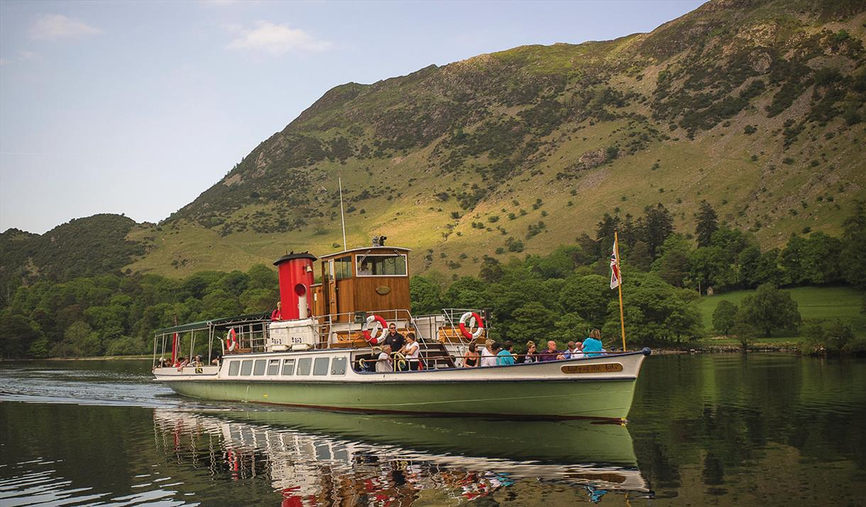 Ullswater Steamers - Corporate Events