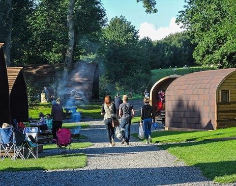 Woodclose Park Glamping