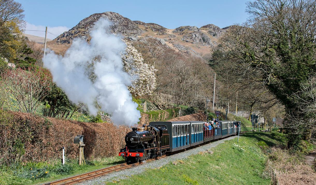 Ravenglass & Eskdale Railway - Private Functions