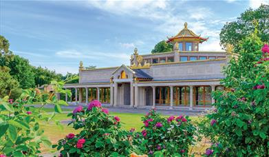 Buddhist Temple for World Peace, Ulverston
